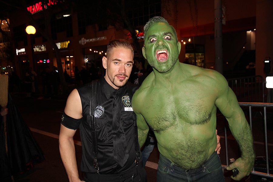 WeHo Delivers Unique West Hollywood Halloween Carnival Experience ...